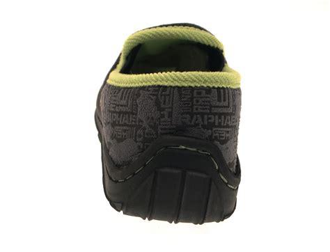 ninja turtle house shoes kids boys teenage mutant ninja turtles slippers mules tmnt shoes size uk 7 1 ebay