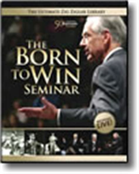 born to win the ultimate seminar by zig ziglar april 5 2011 born to win seminar library 15 cds 3 dvds by zig