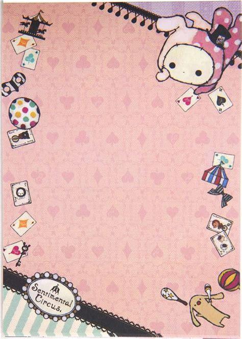 imagenes de sentimental circus sentimental circus writing cute kawaii resources