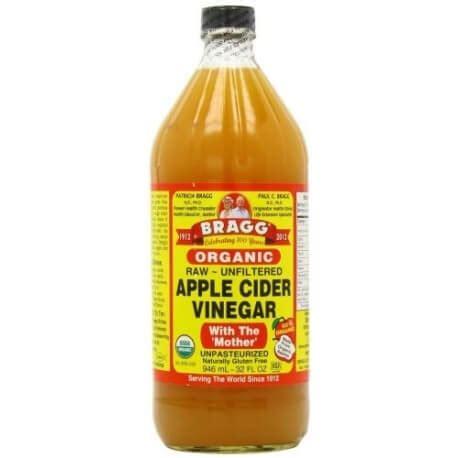 946ml Mane N Original Shoo vinaigre de cidre organic bragg non filtr 233 non pasteuris 233