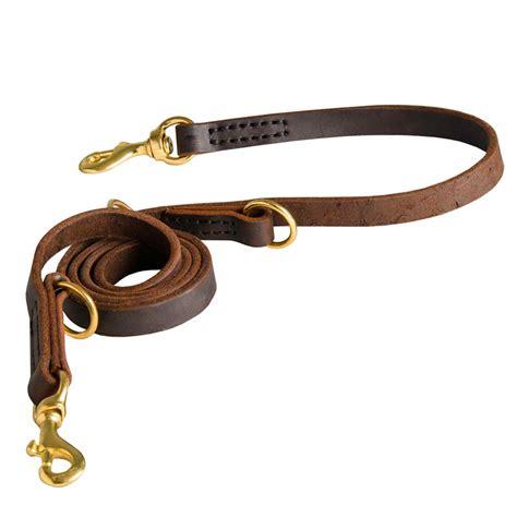 leather leash multifunctional leather leash l120 1142 20 mm leather leash multi functional