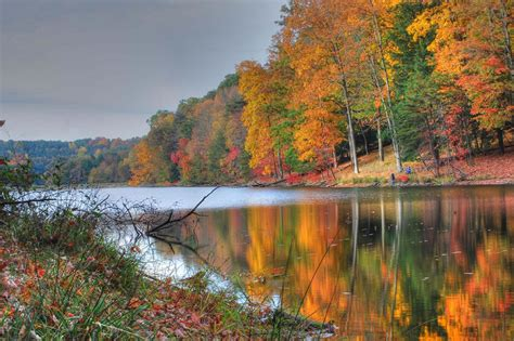 ohio colors fall colors at hocking in october rvshare