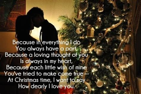 images of christmas lovers 25 merry christmas love poems for her and him