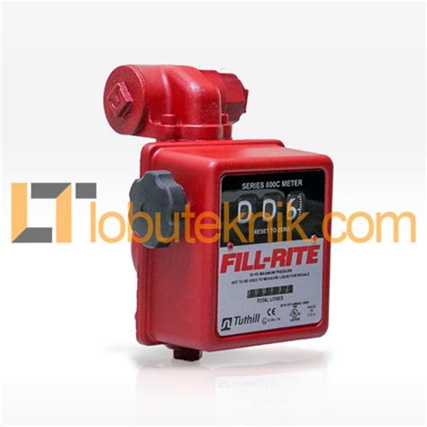 Flow Meter Fill Rite 1 5 Inch 4 Digit jual flow meter fill rite 800c series fill rite lobu
