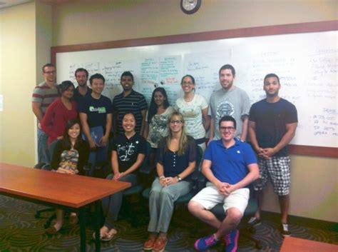 Mba Programs Fort Wayne by Optometry Students Complete Mini Mba Program Nsu Newsroom