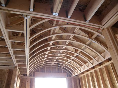 How To Build A Barrel Ceiling by Barrel Ceilings Health Happiness And Heaven