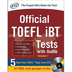 testing loudspeakers books official toefl ibt tests with audio 3 reading tests 3