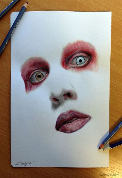 25 beautiful color pencil drawings and drawing tips for