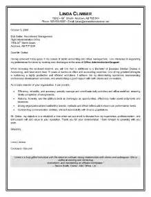 Administrative Cover Letter Exle by Administrative Assistant Cover Letter Canadian Resume Writing Service