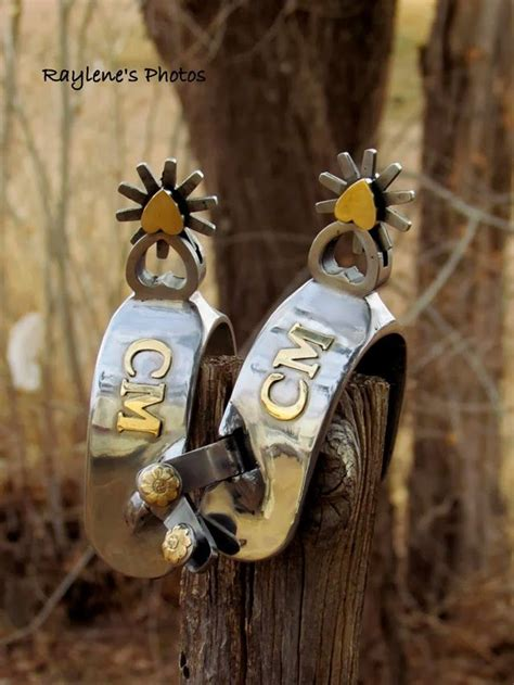Handmade Cowboy Spurs - 1000 images about spurs and spur straps on