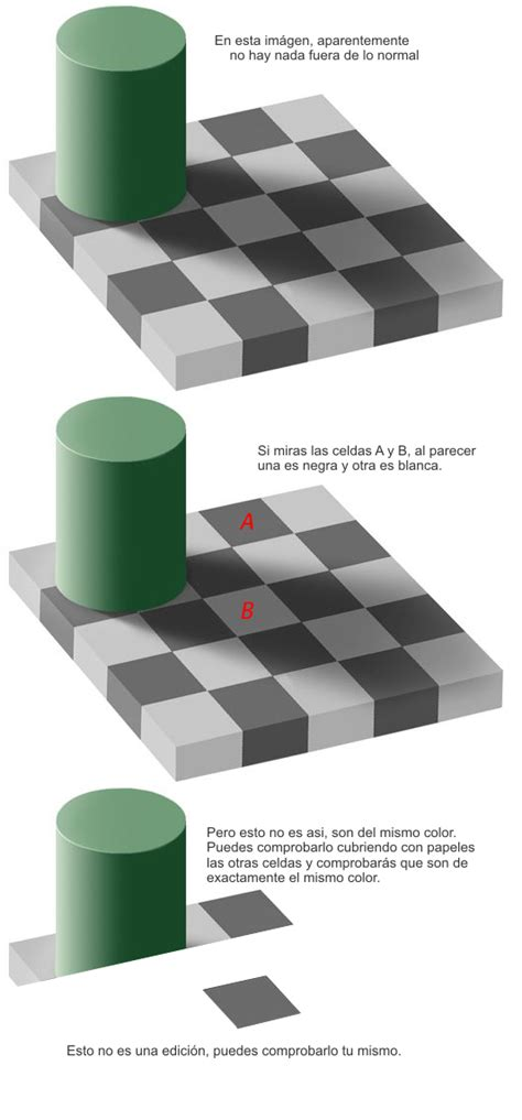 ilusiones opticas con colores ilusiones 243 pticas sorprendentes para compartir en facebook