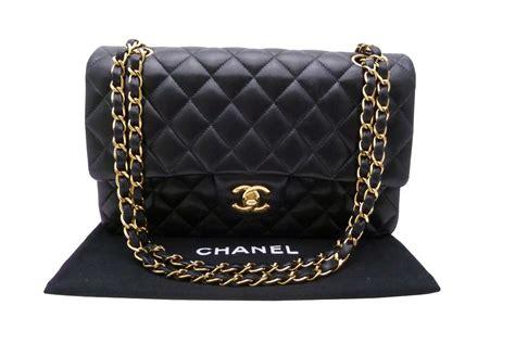 Bag Chain Set Import Bg687 Black auth chanel matelasse flap chain shoulder bag black