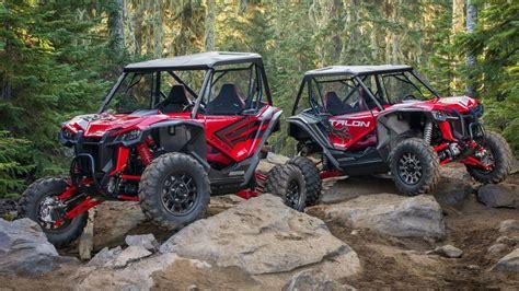 2019 Honda Talon by 2019 Honda Talon 1000r And 1000x Big Gets Into The