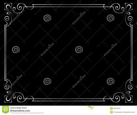 im genes de texto robot wallpapers vector negro fondos grises marco del vintage del vector en un fondo negro imagenes de