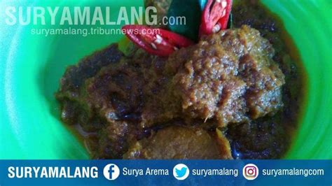 osek daging makanan khas sumenep madura bikin lidah