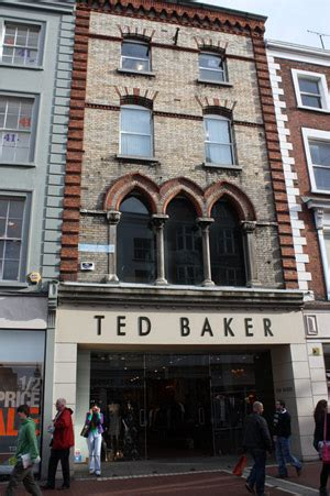no ordinary designer label ltd ted baker history clothing brand ted bakers time line