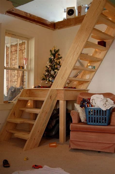 Small Staircase Design Ideas 17 Best Ideas About Small Space Stairs On Pinterest Tiny House Stairs Loft Stairs And Small