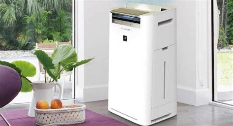 sharp air purifier models  buy  india
