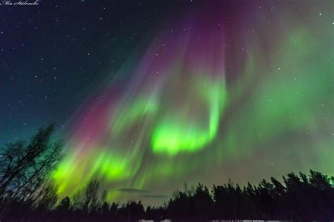 Solar Northern Lights See The Spectacular Photos From St S Day