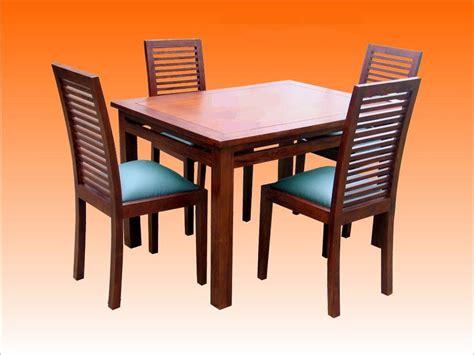 Meja Makan Lapan Kerusi Set Meja Dan Kerusi Makan Dinning Set Aneka Perabot Ukiran Jati Jepara Gedung Perabut Jati