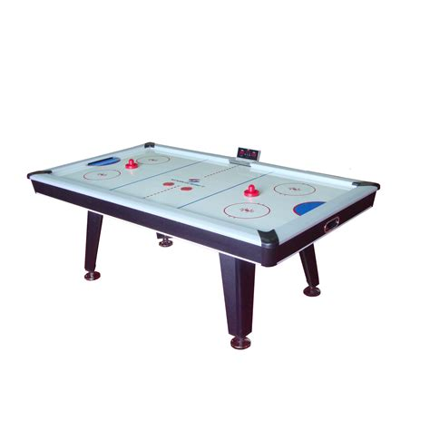 air hockey table length sportcraft air hockey table dimensions decorative table