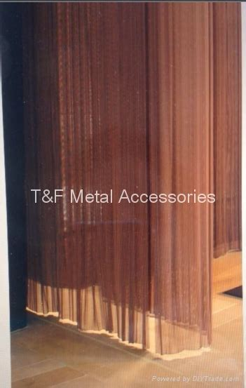 wire curtain room divider metal wire mesh curtain room divider tf 189 t f china