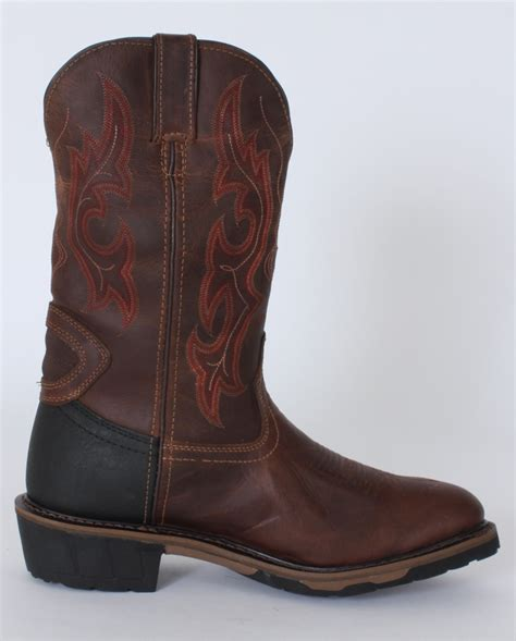 rugged cowboy boots justin 174 s rugged utah h2o proof boots fort brands