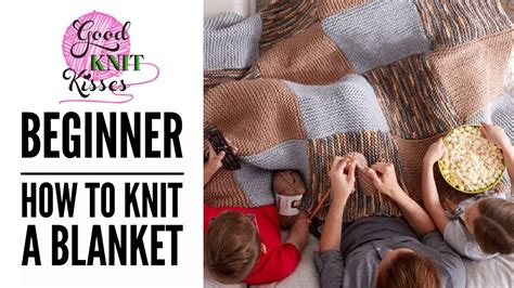 how to finish a knitted blanket how to knit a blanket in bernat softee chunky