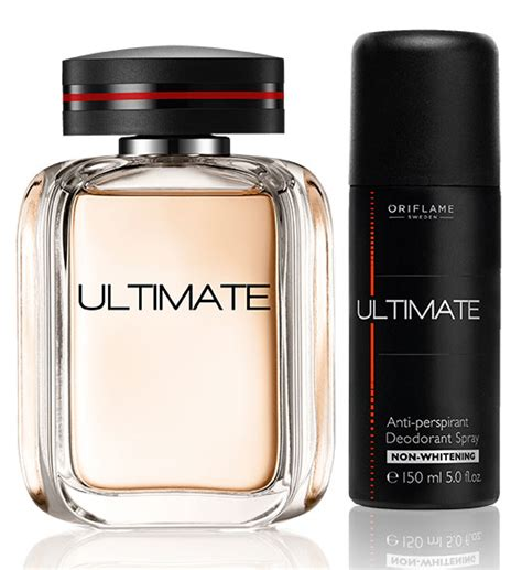 Parfum Ultimate By Oriflame oriflame ultimate new fragrances