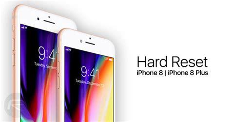 reset restart iphone 8 here s how guide redmond pie