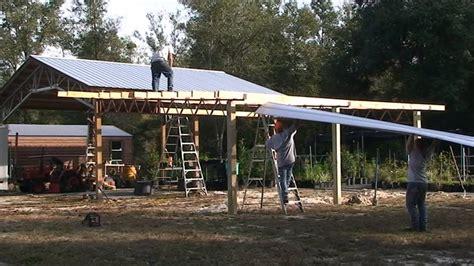 build  lean    barn youtube