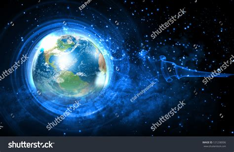 earth new year earth symbol of the new year on our planet happy new year
