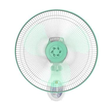 Miyako Kaw 1689 Rc Kipas Angin Dinding Wall Fan With Remote kipas angin dinding dengan remote terbaru harga promo