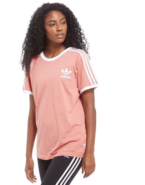Tshirt C A T womens adidas t shirts l d c co uk