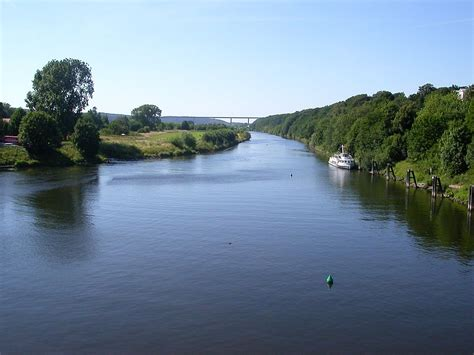 River Of ruhr river