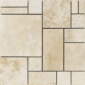 Marble systems 5 pack 12 in x 12 in beige travertine natural stone wall tile decorating