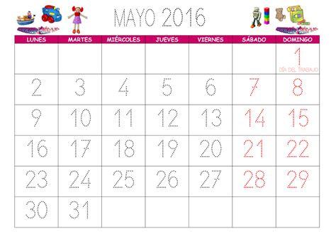 lunas mes de mayo 2016 calendario mayo 2016
