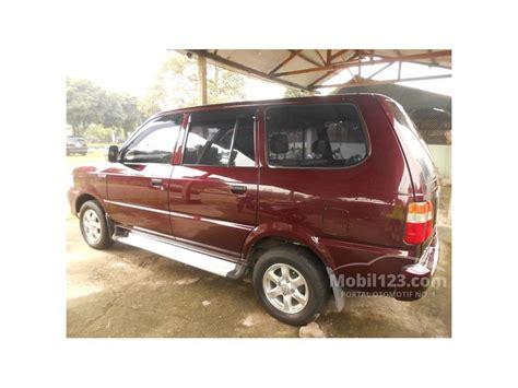 Lu Sen Depan Kijang Thn 2003 jual mobil toyota kijang 2003 lx 1 8 di jawa barat manual mpv marun rp 86 000 000 3851226