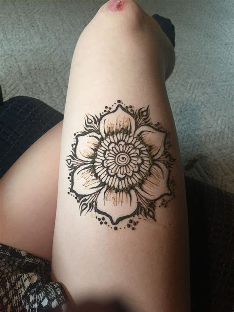 henna tattoo reviews flower hennas flowers ideas for review