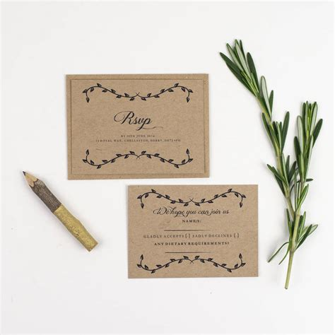 Wedding Invitation Bundles by Tuscan Wedding Invitation Bundle By Best Day