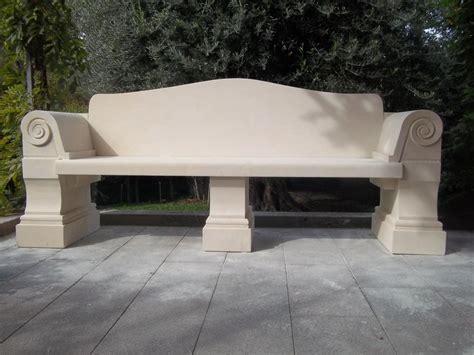 panchina in pietra panchina in pietra 28 images panchina da giardino in