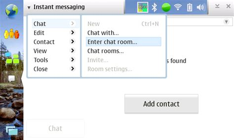 enter chat room irc rtcomm maemo org wiki