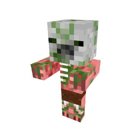 Minecraft Papercraft Pigman - minecraft papercraft pigman template www pixshark