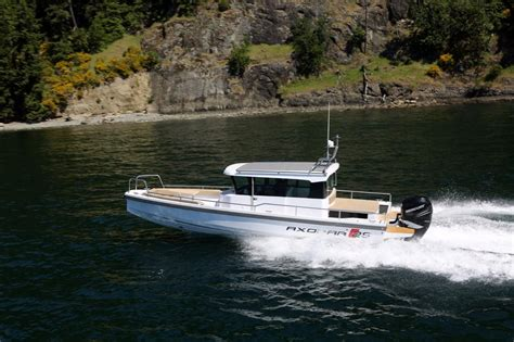 cabin cruiser boats for sale bc axopar aft cabin 2016 used boat for sale in bc british