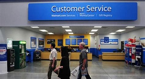 customer service desk customer service desk walmart sports chump