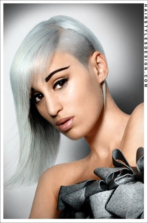 womens hair shaved just above ears 100 best images about medium hairstyles for women on