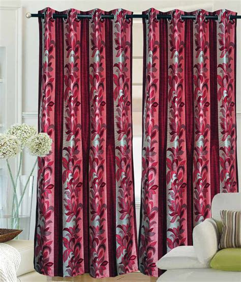 fantasy curtains fantasy home decor premium curtain flowers set of 2