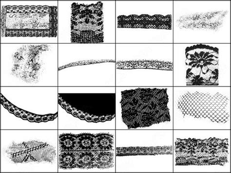 lace templates for photoshop lace photoshop brush photoshop brushes in photoshop