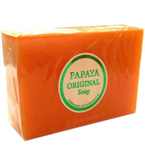 Termurah Sabun Kojic Kojic Whitening Soap papaya kojic acid organic herbal soap bars for skin whitening bleaching ebay