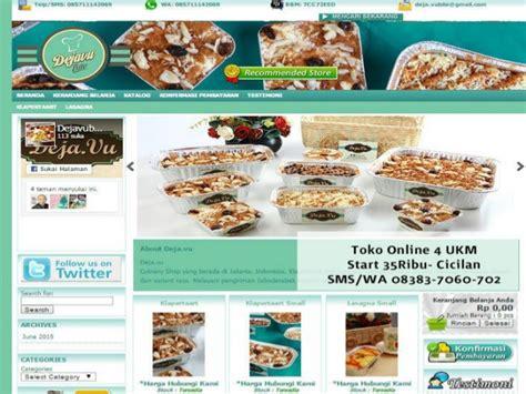 Paket Website 1 paket promo website toko